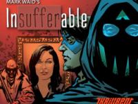 Insufferable 1 cover