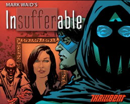 Insufferable 1 cover