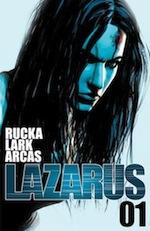 Lazarus 01 cover