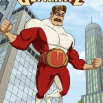 Captain Ultimate 01 cover (Monkeybrain Comics)
