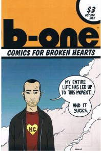 b-one 1 by Bobgar Ornelas from King Bone Press