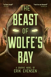 The Beast of Wolfe's Bay by Erk Evensen