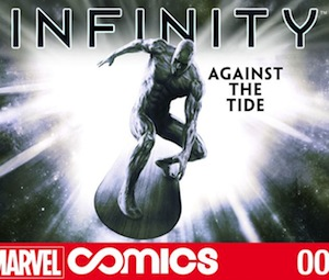 Infinity Against The Tide Infinite Comic 1