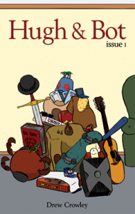 Hugh & Bot issue 1