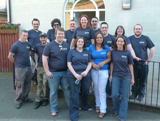 Melksham Comic Con planning team