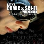 Bath Comic and Sci-fi Weekender