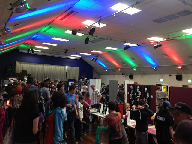 Melksham Comic Convention 01