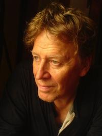Pat Mills portrait