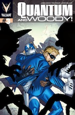 Quantum and Woody #3 (Valiant)