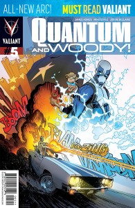 Quantum and Woody #5