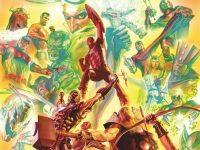 Alex Ross Avengers #25