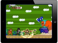8-bit Unity Guided View digital comic