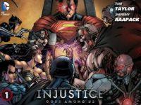 Injustice Gods Among Us 1
