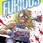 Furious 1 cover (Dark Horse Comics)