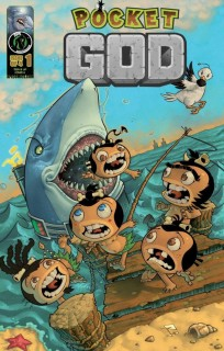 Pocket God #1 cover