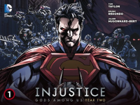 Injustice 2 Madefire