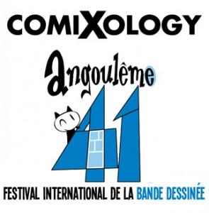ComiXology and Angouleme Festival International de la bande dessinee