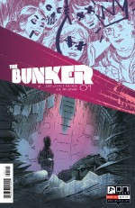 The Bunker #1 Oni Press