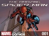 Amazing Spider-man Cinematic Infinite #1