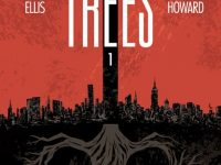 Trees #1 cover