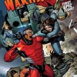 Warhawks 1 cover