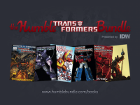 Transformers Humble Bundle