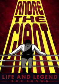 Andre the Giant cover