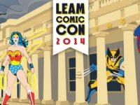 Leamington Comic Convention brochure