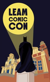 Leamington Comic Convention logo
