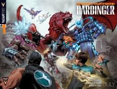 Armor Hunters: Harbinger #1