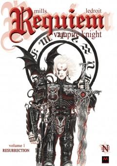 Requiem Vampire Knight #1 cover