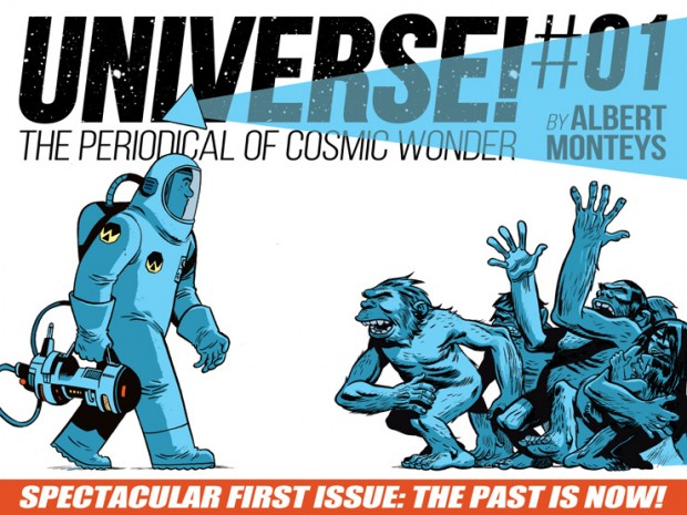 The Universe #1