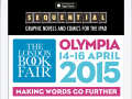 Sequential London Book Fair 2015