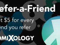 ComiXology Refer A Friend