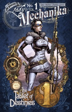 Lady Mechanika Tablet of Destinies 1