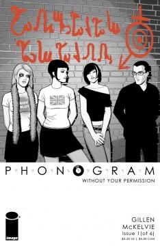 Phonogram volume 1 Rue Brittania
