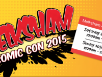 Melskham Comic Convention 2015