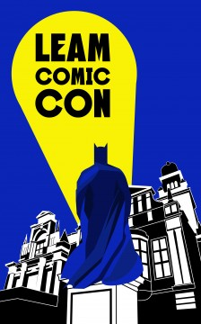 The Leamington Comic Conventions returns October 17th 2015