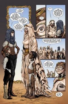 Lady Mechanika #5 page 2