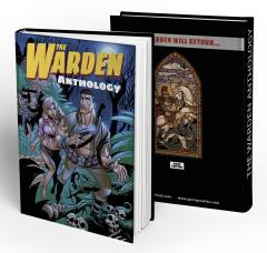 Warden Hardcover MockUp