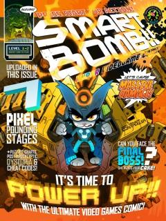 Smart Bomb!! comic