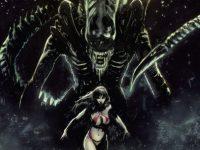 Aliens Vampirella