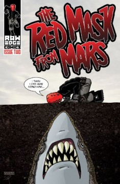Red Mask From Mars 2