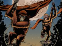 Apes and Capes