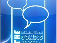 The Birmingham Comics' Festival: The full schedule