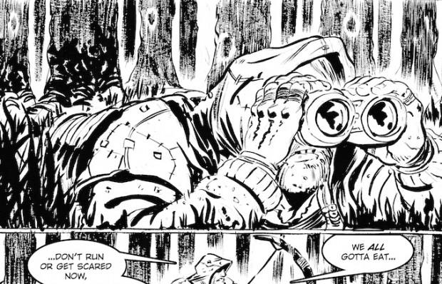 Comichaus page 2