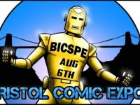 Bristol Comics Expo 2016