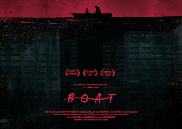 Boat FILM Poster