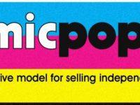 Comic Pop Up Banner