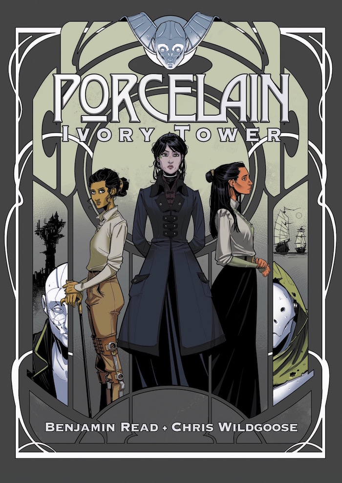 Porcelain IvoryTower_Cover